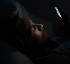 Insonnia - Quella luce blu che sveglia