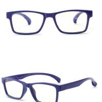 913 Kids Anti blue light glasses for boy Yellow-Blue