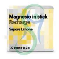 Magnesio in Stick
